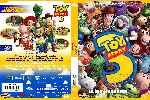 miniatura Toy Story 3 Custom V04 Por Quc cover dvd