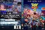 miniatura Toy Story 4 Custom V2 Por Lolocapri cover dvd