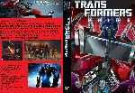 miniatura Transformers Prime Temporada 01 Custom Por Nososvos cover dvd