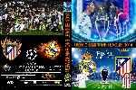miniatura Uefa Champions League 2014 Custom Por Menta cover dvd