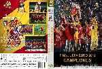 miniatura Uefa Euro 2012 Final Custom Por Vigilantenocturno cover dvd