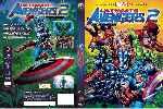 miniatura Ultimate Avengers 2 Custom V2 Por Barceloneta cover dvd