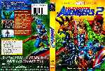 miniatura Ultimate Avengers 2 Custom V3 Por Alexosito cover dvd