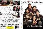 miniatura Un Intruso En Harvard Custom Por Lolocapri cover dvd