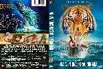 miniatura Una Aventura Extraordinaria 2012 Life Of Pi Custom V2 Por Sorete22 cover dvd