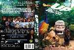miniatura Up Una Aventura De Altura Custom V2 Por Misterestrenos cover dvd
