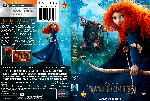miniatura Valiente 2012 Custom Por Sorete22 cover dvd