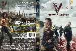 miniatura Vikings Temporada 03 Custom Por Chechelin cover dvd