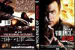 miniatura Violence Of Action True Justice Custom Por Jonander1 cover dvd