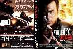 miniatura Violence Of Action True Justice Custom Por Jonander1 cover dvd