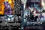 miniatura X Men Apocalipsis Custom V2 Por Picki cover dvd