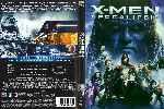 miniatura X Men Apocalipsis Por Sergysamgar cover dvd
