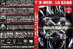 miniatura X Men La Saga Custom Por Jonander1 cover dvd