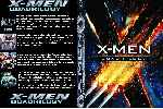 miniatura X Men Quadrilogy Custom Por Nososvos cover dvd