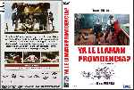 miniatura Ya Le Llaman Providencia Custom Por Jonander1 cover dvd