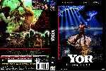 miniatura Yor El Cazador Que Vino Del Futuro Custom Por Jhongilmon cover dvd