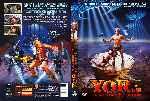 miniatura Yor El Cazador Que Vino Del Futuro Por Frankensteinjr cover dvd