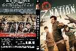 miniatura Z Nation Temporada 01 Custom V2 Por Lolocapri cover dvd