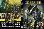 miniatura Z Nation Temporada 03 Custom Por Lolocapri cover dvd