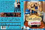 miniatura Zack Y Cody La Pelicula Custom Por Jonander1 cover dvd