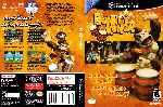 miniatura Donkey Konga Dvd V2 Por Humanfactor cover gc