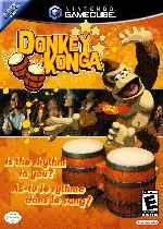 miniatura Donkey Konga Frontal Por Humanfactor cover gc