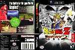 miniatura Dragon Ball Z Budokai 2 Dvd Custom Por Oskarche cover gc