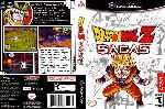 miniatura Dragon Ball Z Sagas Dvd Por Oskarche cover gc