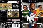 miniatura Fifa 07 Soccer Dvd Por Oskarche cover gc