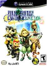 miniatura Final Fantasy Crystal Chronicles Frontal Por Humanfactor cover gc