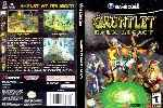 miniatura Gauntlet Dark Legacy Dvd Por Sandrilla cover gc