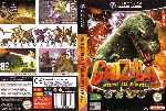 miniatura Godzilla Destroy All Monsters Melee Dvd Por Asock1 cover gc