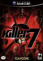 miniatura Killer 7 Frontal Por Humanfactor cover gc