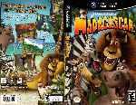 miniatura Madagascar Dvd Custom Por Rodrigochavescabrera cover gc