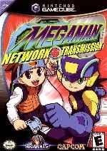 miniatura Megaman Network Transmission Frontal Por Humanfactor cover gc