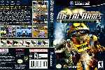 miniatura Metal Arms Glitch In The System Dvd V2 Por Humanfactor cover gc