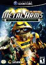 miniatura Metal Arms Glitch In The System Frontal Por Humanfactor cover gc