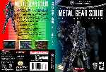miniatura Metal Gear Solid The Twin Snakes Dvd Custom V2 Por Snakemgs4 cover gc