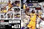miniatura Nba Courtside 2002 Dvd Por Asock1 cover gc