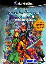 miniatura Phantasy Star Online Episode 1 And 2 Plus Frontal Por Humanfactor cover gc