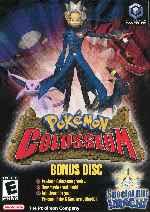 miniatura Pokemon Colosseum Bonus Disc Frontal Por Humanfactor cover gc