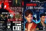 miniatura Resident Evil Code Veronica X Dvd V2 Por Humanfactor cover gc