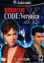 miniatura Resident Evil Code Veronica X Frontal Por Humanfactor cover gc