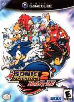 miniatura Sonic Adventure 2 Battle Frontal Por Humanfactor cover gc