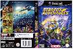 miniatura Star Fox Adventures Por Drackma cover gc