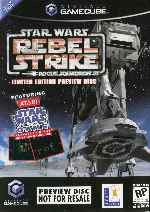miniatura Star Wars Rogue Squadron 3 Frontal Por Humanfactor cover gc