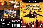 miniatura Star Wars The Clone Wars Dvd Custom Por Oskarche cover gc