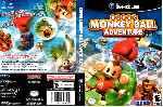miniatura Super Monkey Ball Adventure Dvd Por Humanfactor cover gc