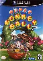 miniatura Super Monkey Ball Frontal Por Humanfactor cover gc