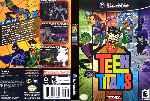 miniatura Teen Titans Dvd Custom Por Humanfactor cover gc